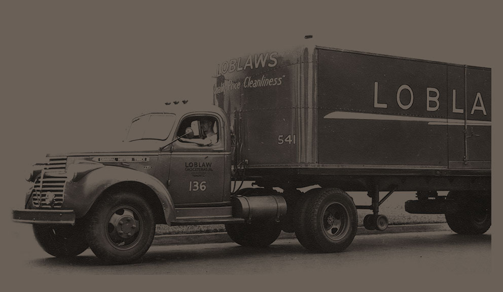 Drawing of a vintage truck.